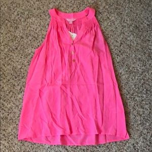 Never worn Lilly Pulitzer top